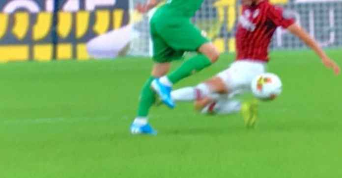 AC Milan vs Fiorentina - hasil Serie A Italia