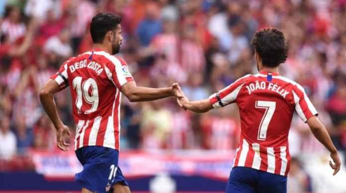 Hasil Atletico Madrid vs Eibar di pertandingan Liga Spanyol