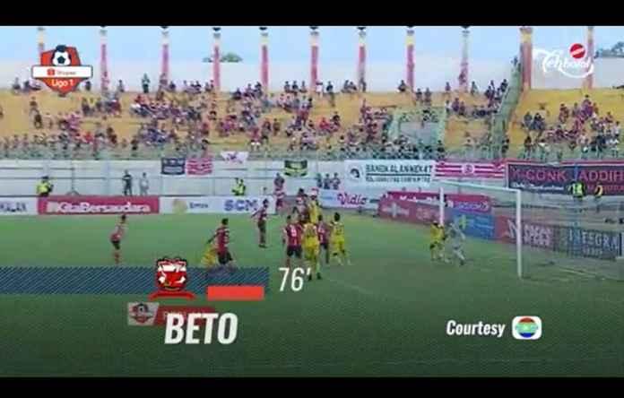 Hasil Madura United vs Barito Putera 2-2, Aksi Comeback Luar Biasa