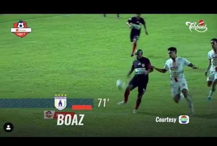 Persipura Jayapura vs Persija Jakarta hasil 2-0 tetap tak terkalahkan di kandang