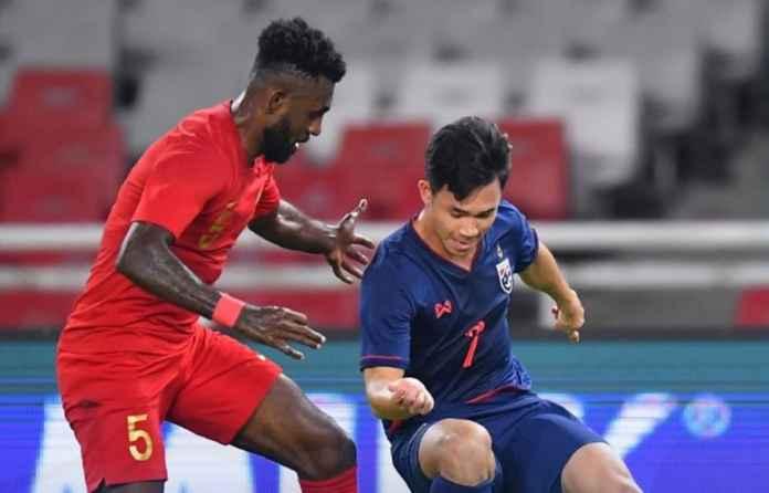 Hasil Indonesia vs Thailand 0-3, Perjuangan Berat untuk Lolos