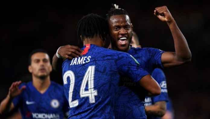 Hasil Chelsea vs Grimsby Town di Piala EFL