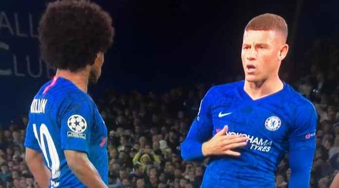 Hasil Chelsea vs Valencia - Willian dan Ross Barkley