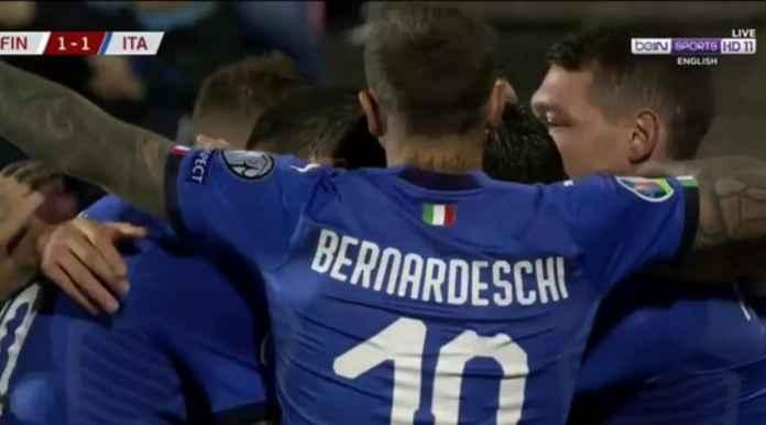 Hasil FInlandia vs Italia di kualifikasi Euro 2020