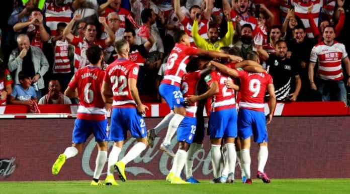 Hasil Granada vs Barcelona di pertandingan Liga Spanyol