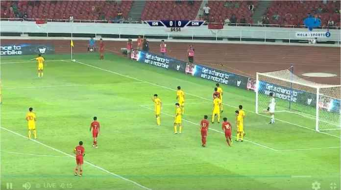 Hasil Indonesia vs China 0-0 Garuda Gagal Lukai si Naga Kuning