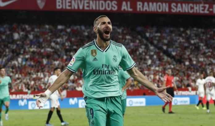 Hasil Sevilla vs Real Madrid di pertandingan Liga Spanyol