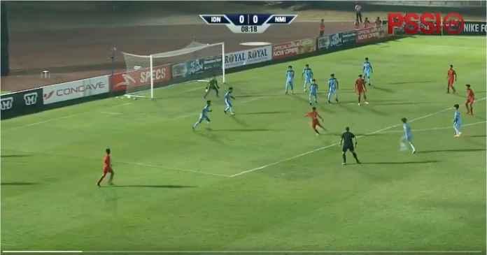 Hasil Indonesia vs Mariana 15-1, Dikit Lagi Mirip Skor Bulutangkis