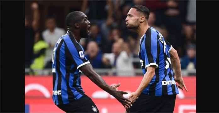 Inter vs Lazio 1-0 Lima Kemenangan dari Lima Laga Liga Italia