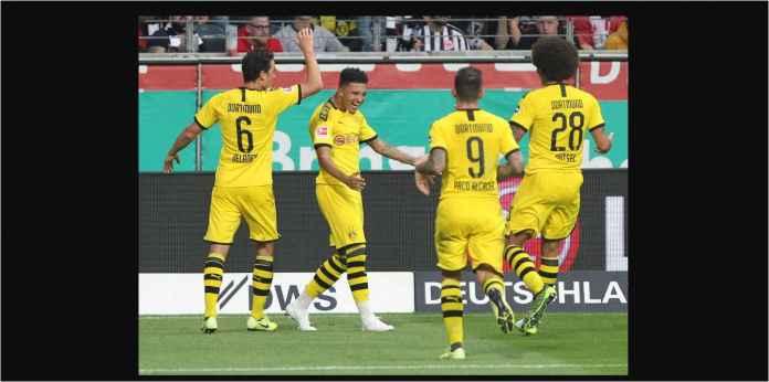Bunuh Diri Gagalkan Usaha Borussia Dortmund Salip Bayern Munchen