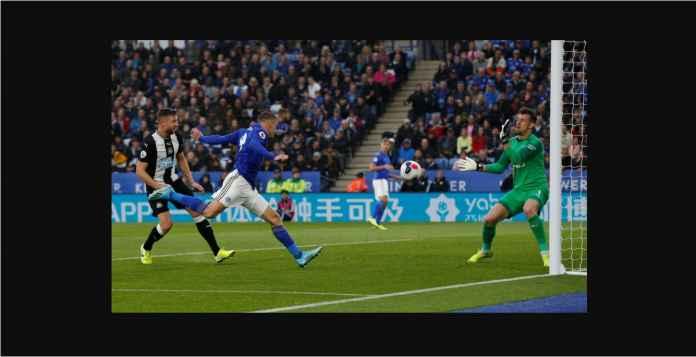 Hasil Leicester City vs Newcastle United 5-0 Akibat Satu Kartu Merah
