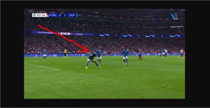 Hasil Atletico vs Juventus 2-2, Taktik Aneh Sarri Gagal Berjalan Sukses