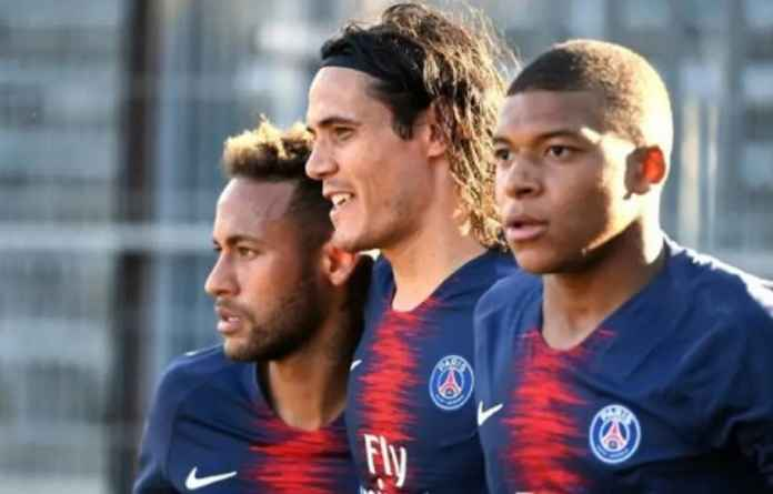 PSG vs Real Madrid Tanpa Mbappe, Cavani dan Neymar