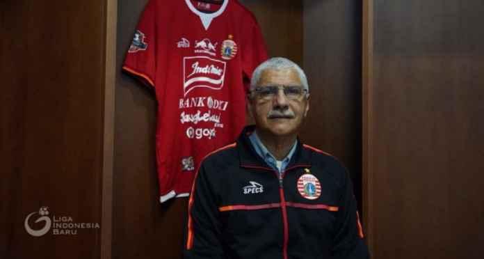 Persija Jakarta Datangkan Pelatih Ketiga Musim Ini