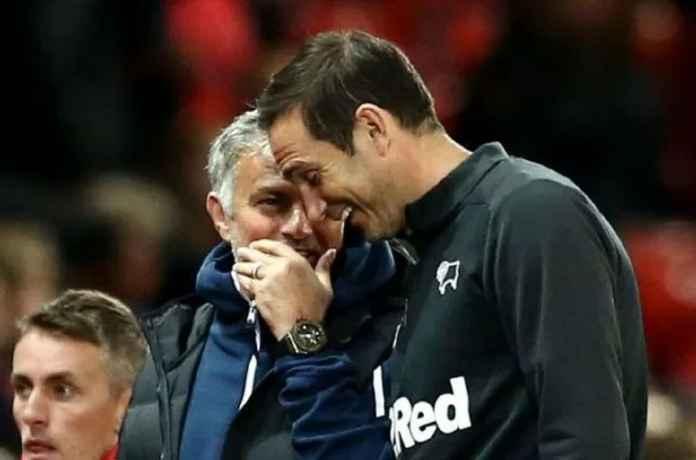 Jose Mourinho Peringatkan Lampard Soal Karirnya di Chelsea