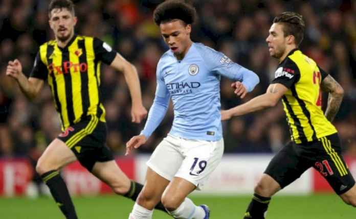Prediksi Manchester City vs Watford, Liga Inggris 21 September 2019
