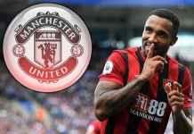 Manchester United Pertimbangkan Rekrut Striker Bournemouth