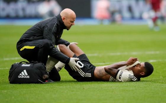 Manchester United Kehilangan Marcus Rashford di West Ham