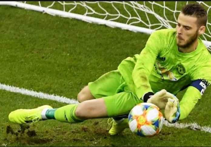 David de Gea Siap Tinggalkan Manchester United Akhir Musim Ini