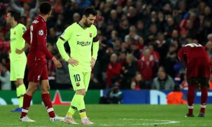 Barcelona Cetak Rekor Tandang Terburuk dalam 18 Tahun