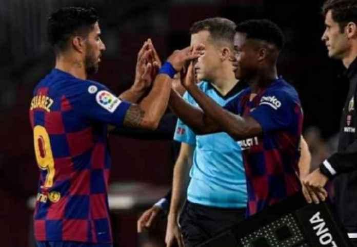 Barcelona Tanpa Pengganti Luis Suarez di Tujuh Laga