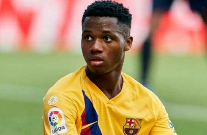 Timnas Spanyol Berpeluang Dibela Bintang Muda Barcelona