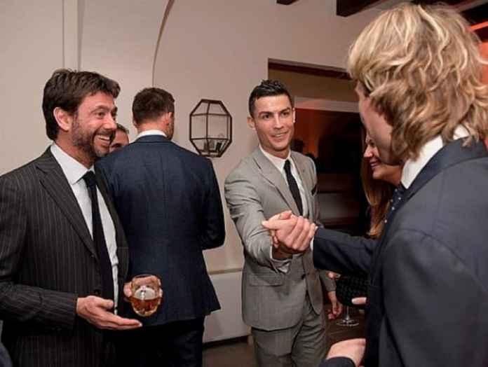 Cristiano Ronaldo Harusnya Pemain Terbaik UEFA