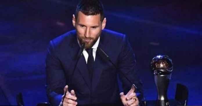 FIFA Sangkal Curang Soal Gelar Pemain Terbaik Lionel Messi