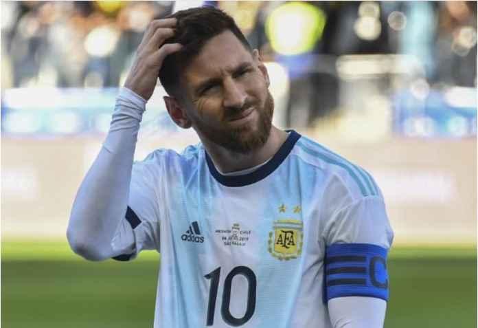 Lionel Messi Absen, Tiket Pertandingan Nggak Laku!
