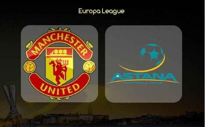Prediksi Manchester United vs Astana, Liga Europa 20 September 2019