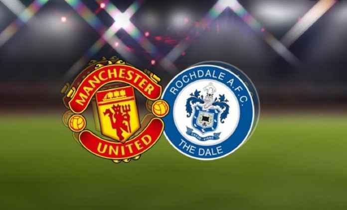 Prediksi Manchester United vs Rochdale, Piala Liga 26 September 2019