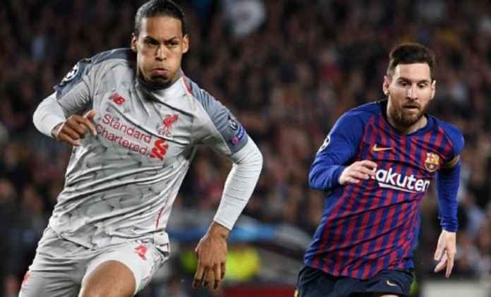Virgil van Dijk: Jangan Bandingkan Saya dengan Lionel Messi