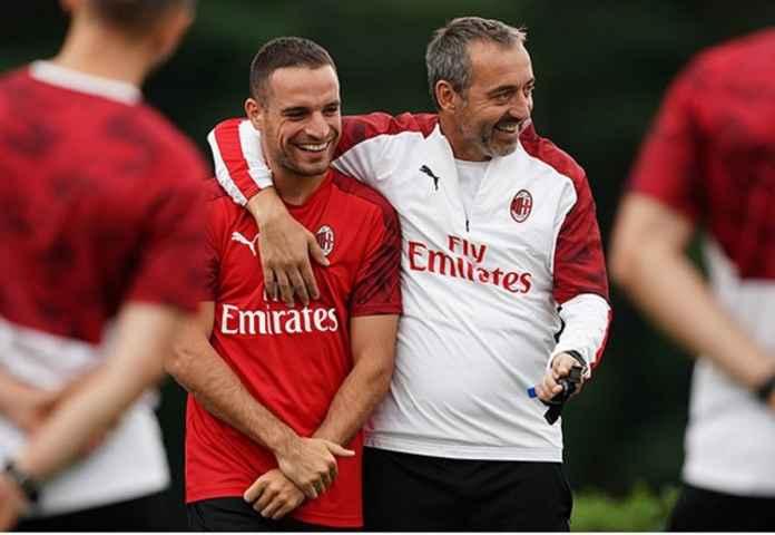 Milan Ubah Skema Lini Belakang Saat Menjamu Inter