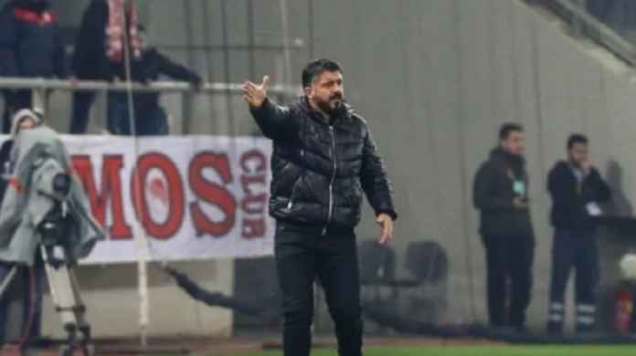 Fiorentina Incar Gennaro Gattuso Jadi Pelatih Baru