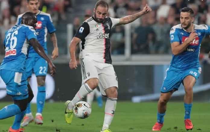 Juventus Mainkan Higuain dan Ronaldo di Fiorentina