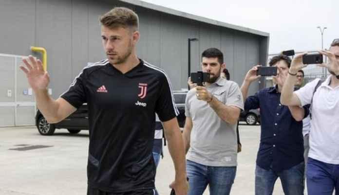 Fiorentina v Juventus Menjadi debut Rabiot dan Aaron Ramsey