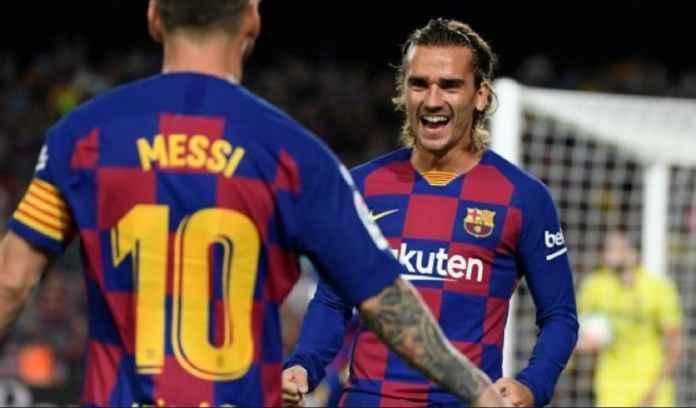 Barcelona Dikenai Denda Ringan Gegara Antoine Griezmann