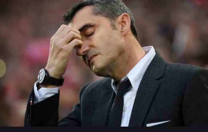Ernesto Valverde Pening Lini Tengah Barcelona Kegemukan