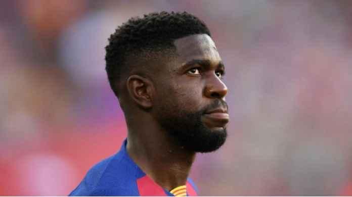 Barcelona Kembali Kehilangan Samuel Umtiti