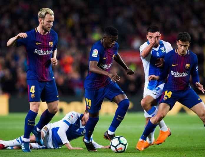 Giliran Pemain Cedera Dibuang Barcelona ke PSG