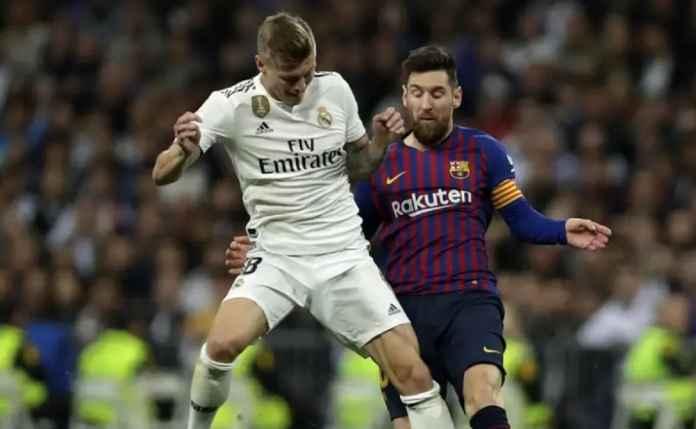 Barcelona Tetapkan Standar Gaji Tertinggi di La Liga