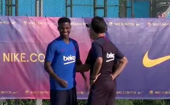 Ernesto Valverde Rekrut Pemain Muda Barcelona