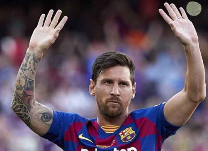 Barcelona Ketar-ketir Ditinggal Lionel Messi