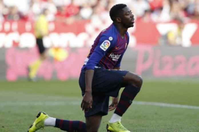 Barcelona Bingung Ousmane Dembele Tak Percaya Tim Medis