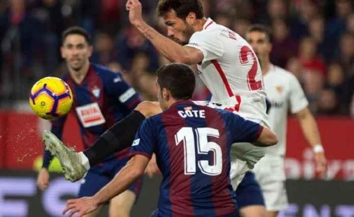 Prediksi Eibar vs Sevilla, Liga Spanyol 27 September 2019