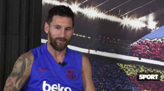 Lionel Messi Buyarkan Mimpi David Beckham