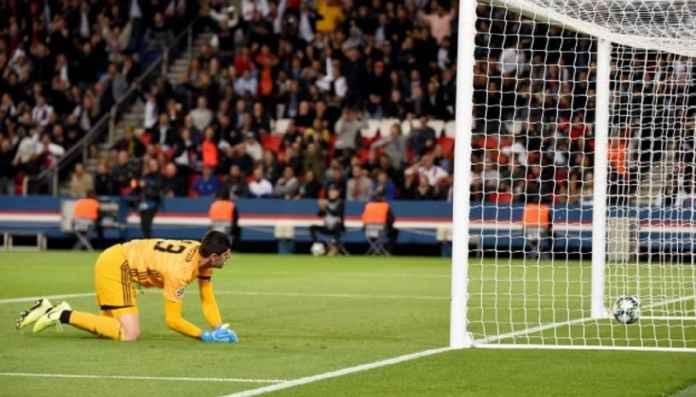 Thibaut Courtois Tak Meyakinkan untuk Real Madrid