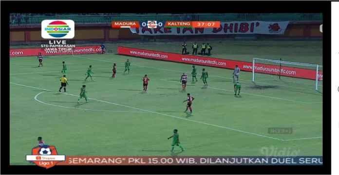 Hasil Madura United vs Kalteng Putra 2-1 Diselamatkan Slamet
