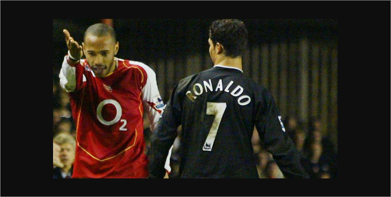 Manchester United Kalahkan Arsenal 4 2 Ronaldo Cetak Dua Gol