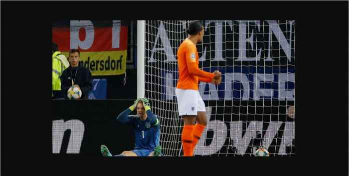 Belanda Perkasa! Jebol Gawang Jerman Empat Gol di Babak Kedua